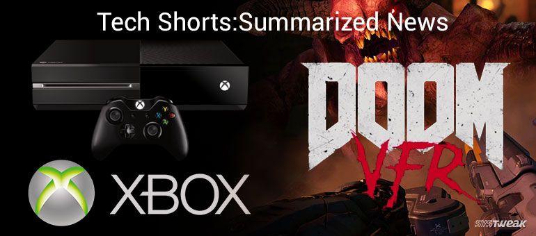 Newsletter Doom Xbox