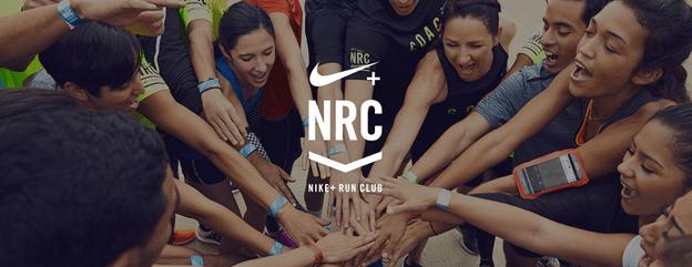 Nike+ best running app