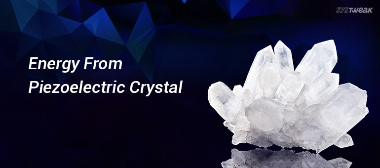 Power Generation from Piezoelectric Crystals