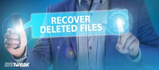 recover permanently deleted files in windows 7