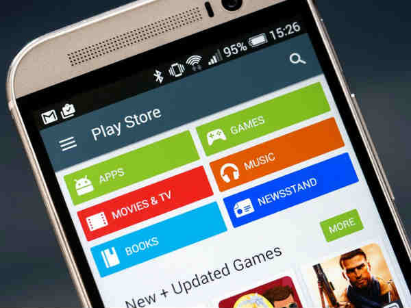 Rely on Google Play Store for app installation