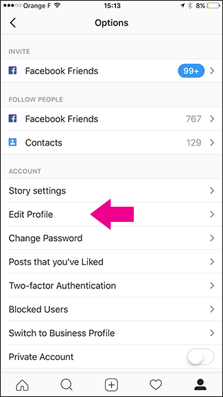 Secure your Instagram Account with Two-Factor Authentication