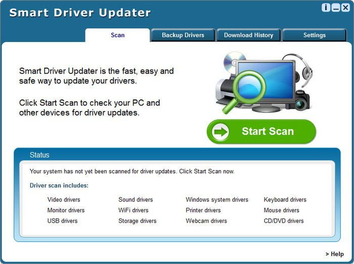 Update drivers for all your devices