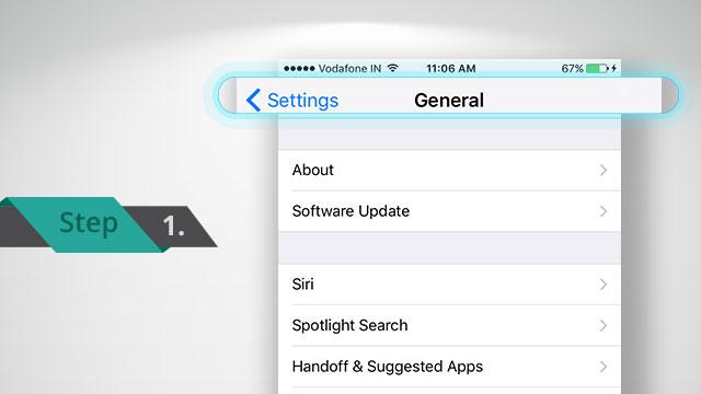 Steps to adjust music balance on iPhone