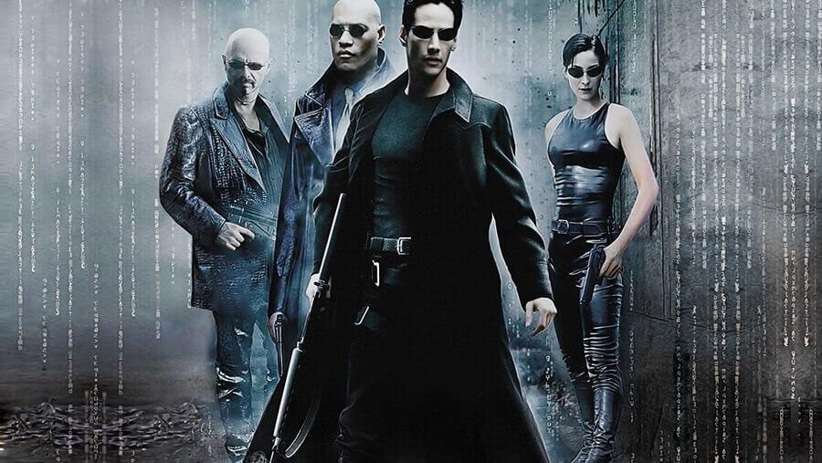 The Matrix cast