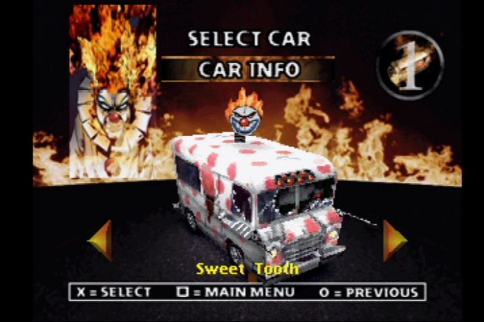 twisted metal ps1 games