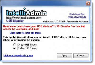 Uninstall Reinstall USB Mass Storage Drivers