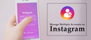 Using Multiple Accounts With Instagram Quick Guide