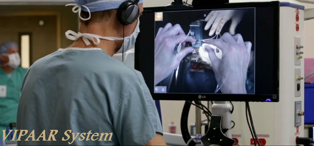 VIPAAR-system-Augmented-reality-surgery