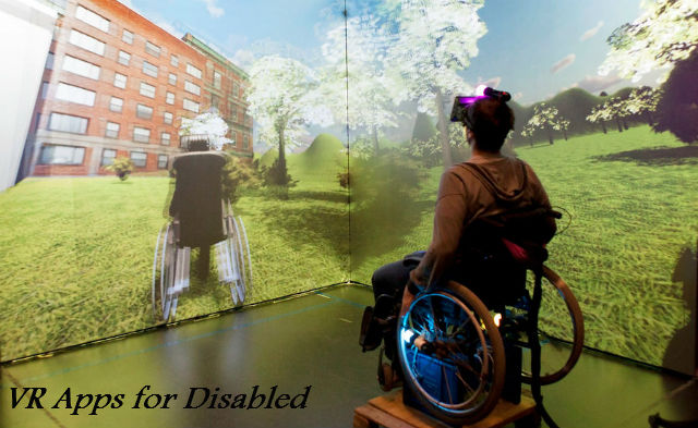 Opportunities for the disabled