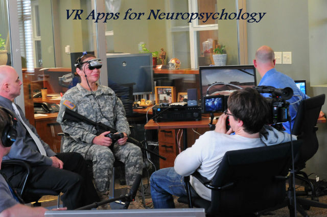 Virtual Reality in Neuro-Psychology