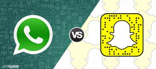 Clash of Instant Messaging Titans: WhatsApp v/s Snapchat
