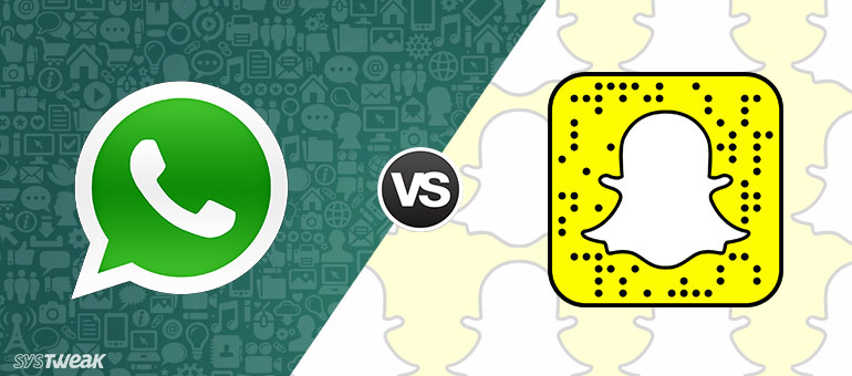 Clash of Instant Messaging Titans: WhatsApp v/s Snapchat