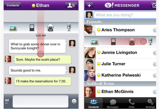 Yahoo! Messenger – Free Chat