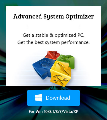 Advanced System Optimizer – windows