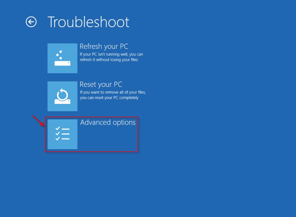 advanced-troubleshoot-in-windows-8