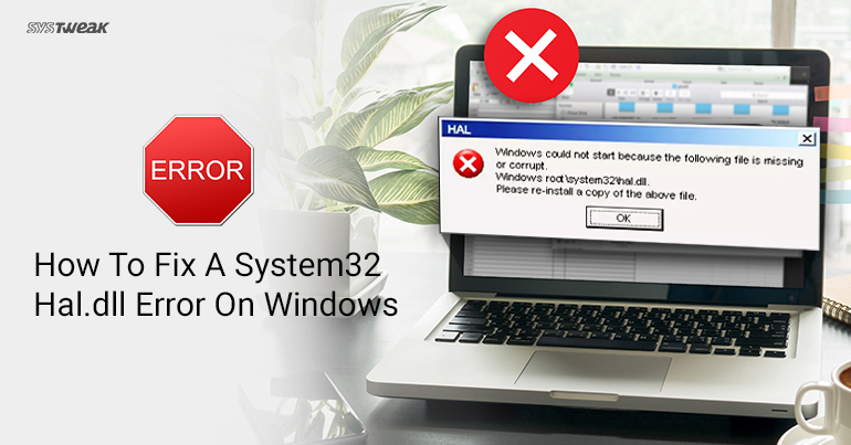 how to fix dll error