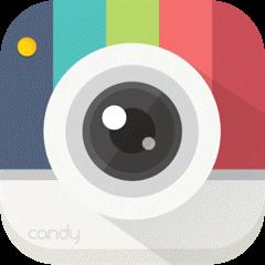 candy camera best selfie camera app