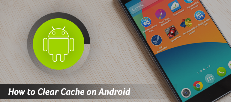 how to clear your app cache files