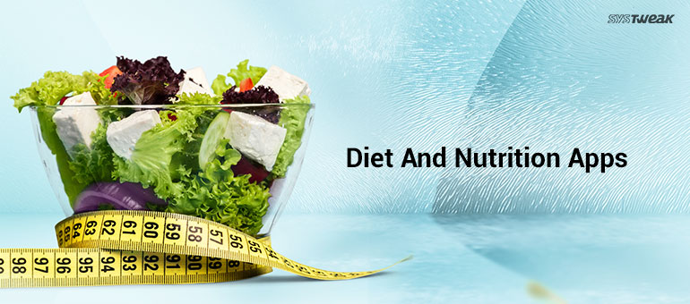 diet and nuturation apps