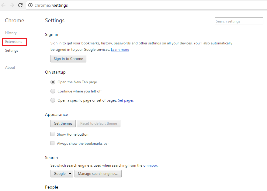 disable-popup-in-chrome