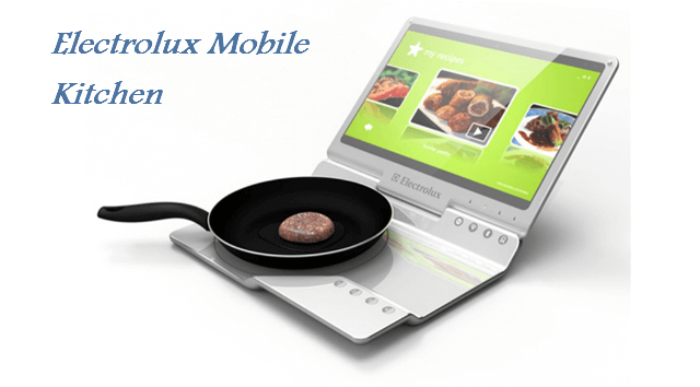 Futuristic high tech gadgets for your kitchen part 3 for Kitchen set electrolux