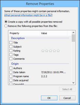 exif data remover