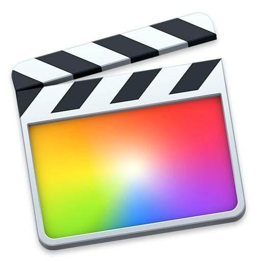 final cut pro- best mac video editor