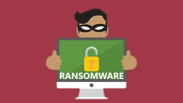 how to be safe from ransomware virus