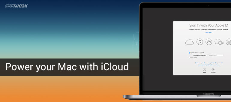 How to Set-up an iCloud Account on your Mac