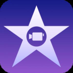 imovie- best video editing software on mac