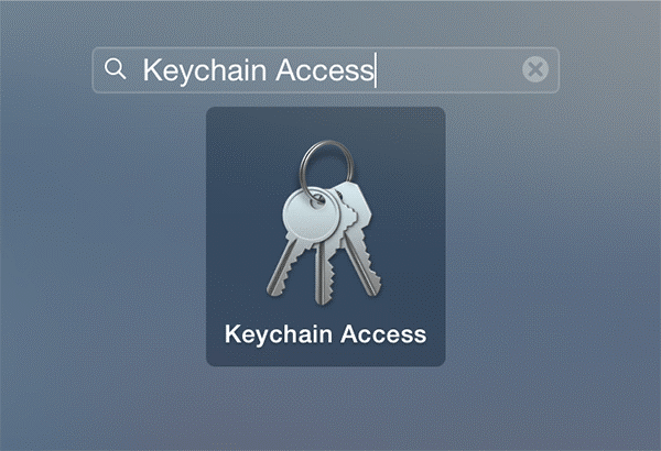 keychain-access-on-mac