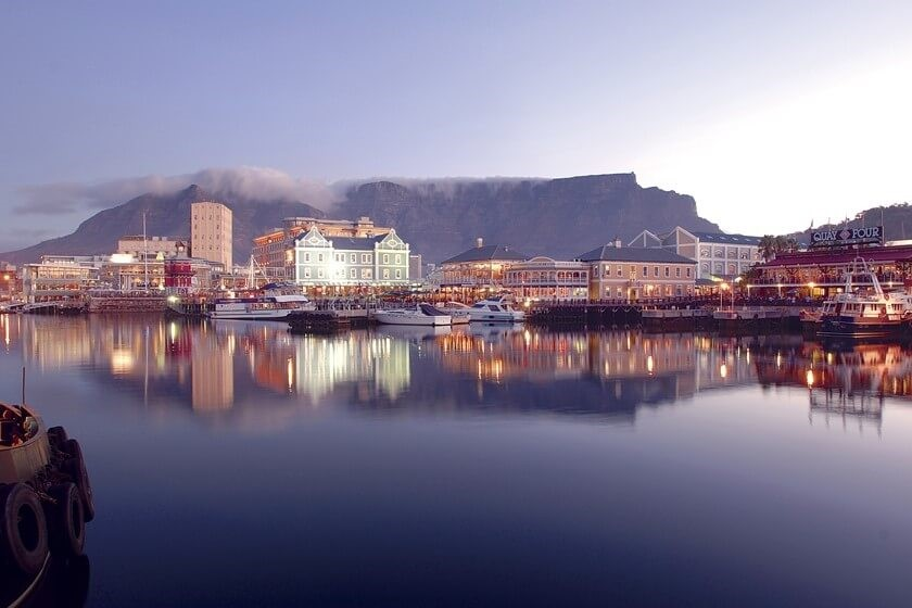 mother city