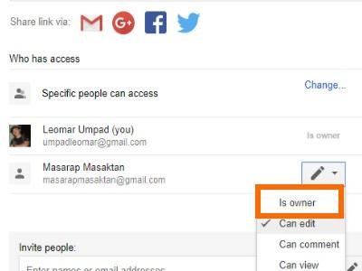 owner option