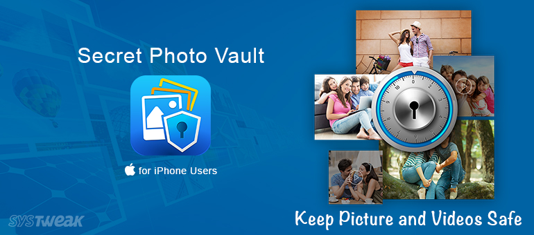 Securing Photos on iOS Gets Easier with Secret Photo Vault!