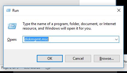 run-disk-mng
