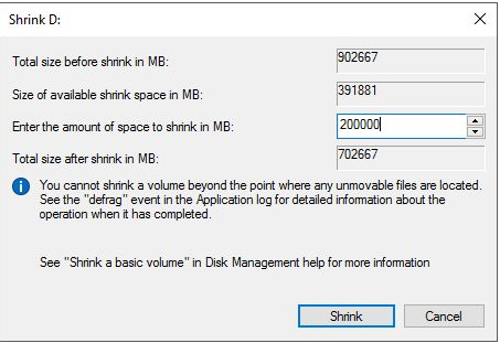 shrink-any-disk-drive