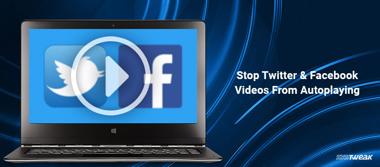 how to stop voice on facebook videos