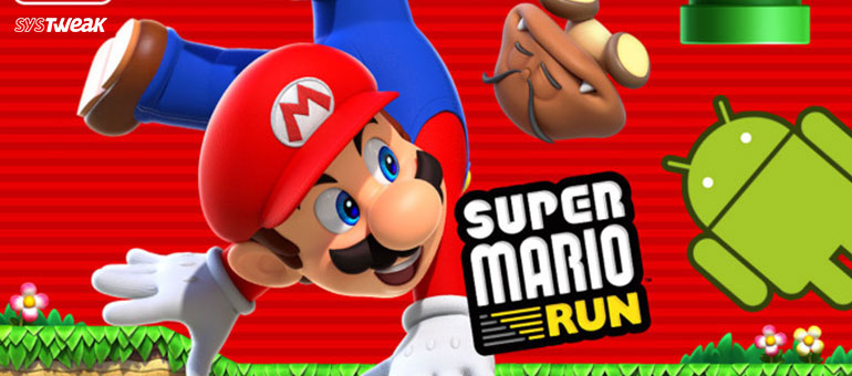 Android Users Finally Get a Dose of Nostalgia with Super Mario Run