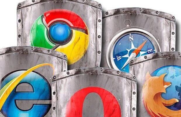 tighten browser security
