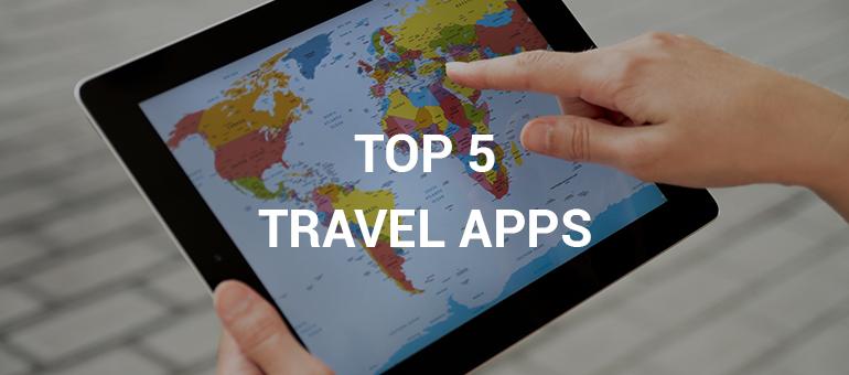 top-five-travel-app