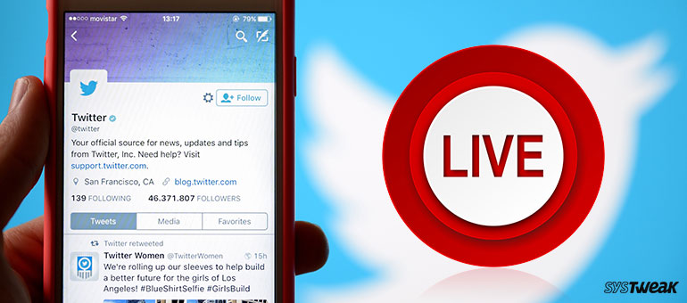 Twitter to Launch Its Live Video API