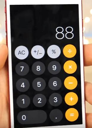 ugraded calculator