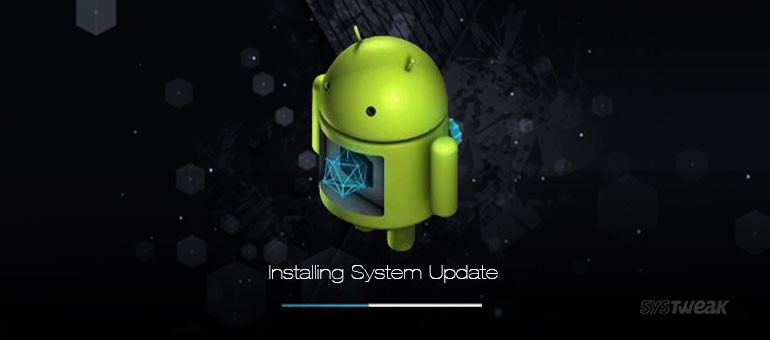 how to update android version