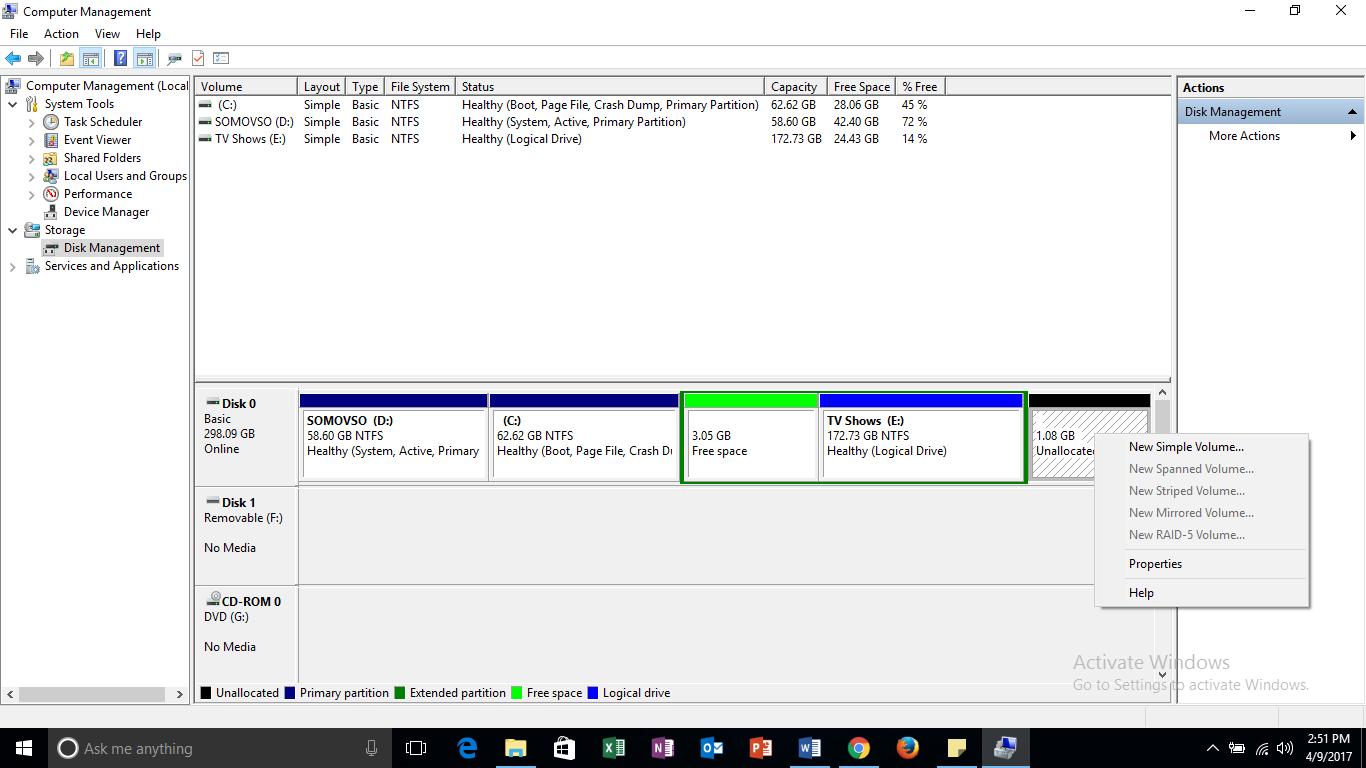 use-disk-management
