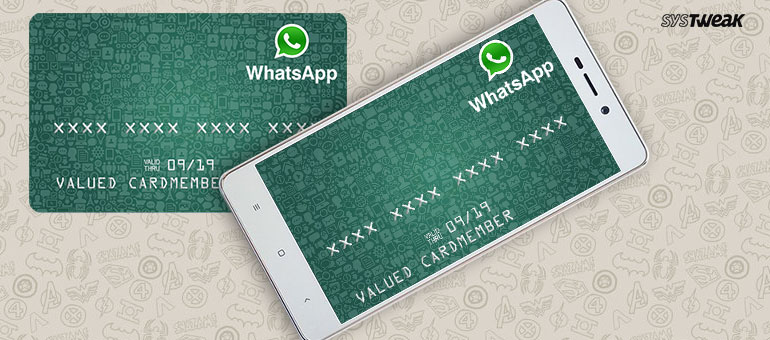 whats app payment service