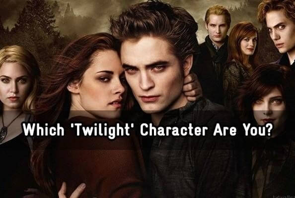 which twelight character are you