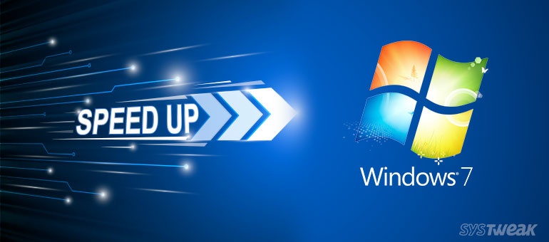 how to speed up download speed on windows 7