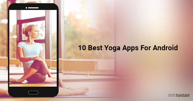 yoga apps for android
