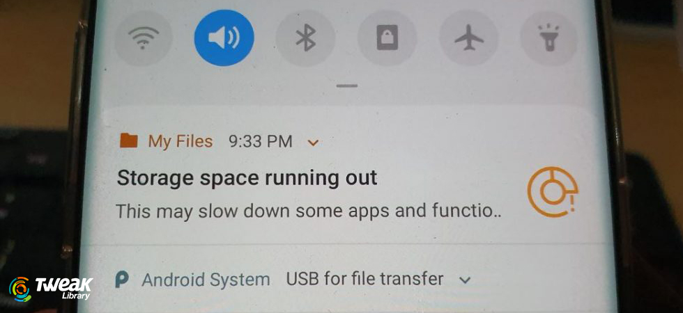How To Fix Storage Space Running Out Problem on Android
